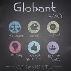Globant Manifesto