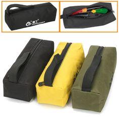 3pcs/set600DOxfordherramientas Almacenamiento Bolsa Llave de bolsillo Destornillador Conjunto de bolsos