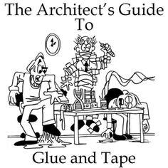 Architect's guide to glue and tape for architecture model building