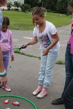 В поисках сокровищ и не только… - http://kolomnaonline.ru/?p=15150                                             Совершенно незаметно пролетела третья неделя работы детской летней площадки организованного досуга на базе Центра детского творчества «Колычёво».Началась она с захваты�
