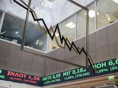 Griechenlands Finanzmärkte brechen ein - Yahoo Nachrichten Deutschland
