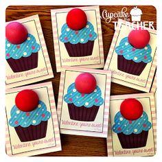 Valentine gifts! EOS lip balm. Great team gift!