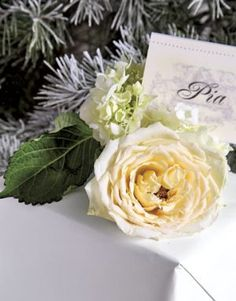 Floral fancy - mylusciouslife.com - White Flowers and placecard.jpg