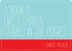a garden in your pocket (free printable from Wild Olive)