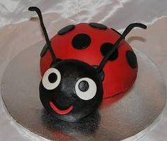ladybug cake images