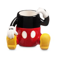 The Best of Mickey Mouse Toothpick Holder