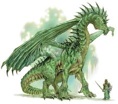 Links to lots of information about types of dragons and their personalities - probably useful for those who write #fantasy