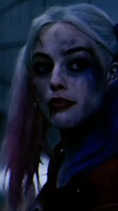 Harley And Joker Love, Joker And Harley Quinn, Aesthetic Movies, Aesthetic Videos, Harly Quinn Quotes, Harey Quinn, Queen Videos, Margot Robbie Harley Quinn, Univers Dc