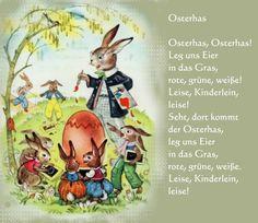 Ostern Spruch Ostergrüße