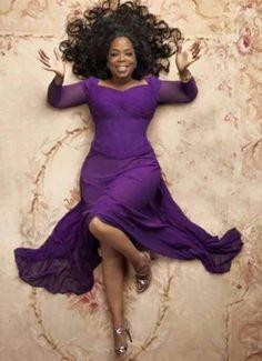 Carms Couture Designs by Vicky Tiel Dress @ Bergdorf Goodman, O Magazine Cover May 2014 Beautiful Black Women, Beautiful People, Desi Wedding Dresses, Women Lawyer, Fashion Corner, All Things Purple, Purple Stuff, Oprah Winfrey, Powerful Women