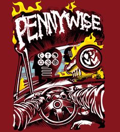 Reverbcity Shop - Camisetas/T-shirts Pennywise