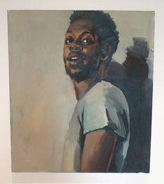 Lynette Yiadom-Boakye, British Art Show 8: http://www.europealacarte.co.uk/blog/2016/03/31/british-art-show-8-in-edinburgh/