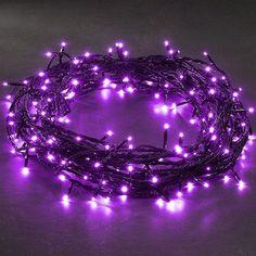Konstsmide 3631-450 Purple 120 Multi-Function LED Tree Lights