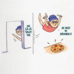 Soucis quotidiens : Planet Prudence est une artiste qui fait part de ses problèmes journaliers sous forme d'illustrations humoristiques auxquelles de