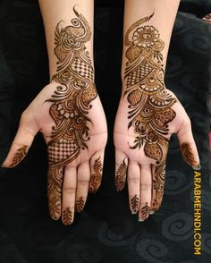 50 Most beautiful Sharjah Mehndi Design (Sharjah Henna Design) that you can apply on your Beautiful Hands and Body in daily life.