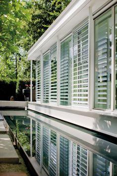 Livium shutters buiten-zonwering - Startpagina voor tuin ideeën | UW-tuin.nl