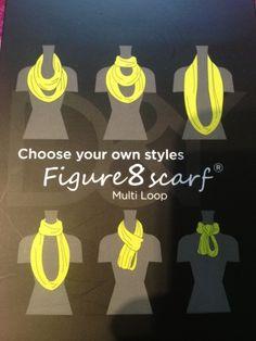 Wear-It Wednesday: Infinity Scarf Style