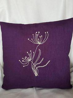 Deko Kissenbezug-Abstrakt Modern, Tapestry, Throw Pillows, Home Decor, Environment, Decorative Pillow Covers, Unique Gifts, Linen Fabric, Threading