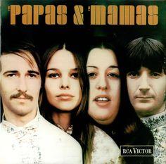 The Mama's and The Papa's - Papas and Mamas