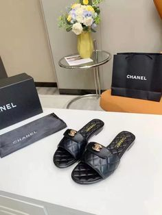 Pool Slides, Sneaker Heels, Sneakers, Christian Louboutin Shoes, Sandals, Dior, Gucci, Footwear, Chanel