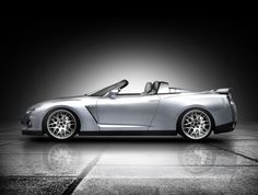 Nissan GTR Convertible Concept by ~angelix000000 on deviantART