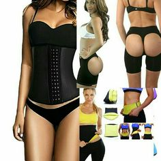 TRAINE YOUR BODY .. BUNDLE BUY 1 LATEX WAIST TRAINER FOR $35.00 BUY 1 LONG BUTT LIFTER $20.00 BUY 1 UNEOPRENE SPOST WAIST TRAINER FOR 15.00  TOTAL OF 70.00 AND PAY ONLY 55.00   HAS TO BE ORIGAL PRICE .. CAN NOT BE COMBINE WITH A BUNDLE  OR AND OTHER DISCCUNT   Just but this post then .. make sure you get the eight size ..  and me if anything  If just want the latex waist trianer ane the neopren .will be $55.00 Other