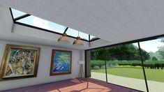 Eclipse Aluminium Panoramic Patio Composite Front Door, Windows And Doors, Patio, Collection, Design, Terrace