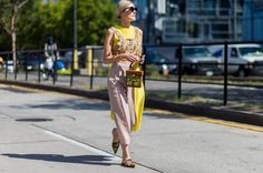 The-Top Street Style Moments From New York Fashion Week