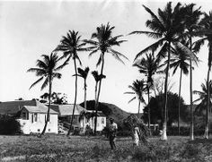 Planters Home, St Kitts 1932 #Caribbean