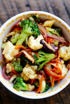 Vegetable Stir Fry | 27 Low-Carb Dinners That Are Actually Delicious