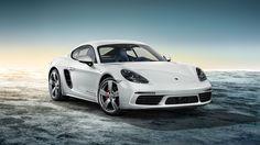 Porsche Exclusive neemt 718 Cayman S onder handen