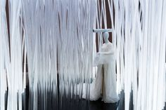 China: Through the Looking Glass exhibition extended at the Anna Wintour Costume Center via Frameweb.com