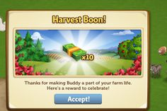Farmville 2 Free 10 Farm Bucks - Farmville-2-FreeReward