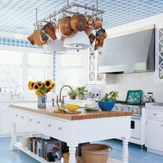 kitchen domed ceiling ideas   Kitchen Ceilings   Kitchen Designs.com Blog of Kitchen Designs ...