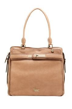 This is the cutest handbag by Guess. Love <3