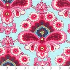 Amy Butler-my design inspiration! addicted to her patterns!