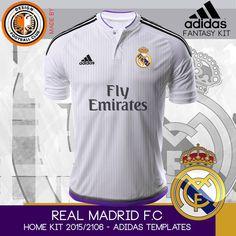 Real Madrid - Adidas 2015/2016