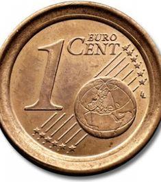 La pièce d'1 cent italienne - Les pièces d'1 cent sont assez encombrantes, mais une édition sortie en Italie il y a 15 ans vaut la bagatelle de... 6000 euros l'unité ! La raison ? ces pièces sorties en 2002 ont la taille des pièces de 2 cent !