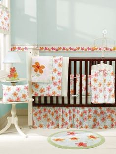 Baby Girl Nurseries - Nursery Ideas - Slideshow