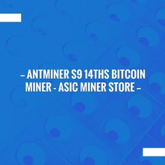 11 Best Miner images | Bitcoin miner, Bitcoin mining