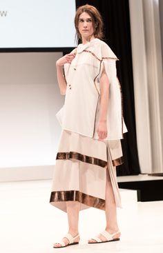 Maike Modrow #white #pure #bronze