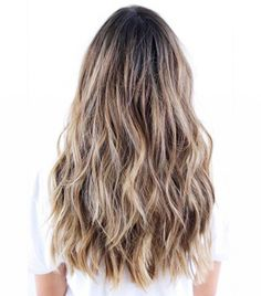 Opting for warmer tones in your hair (i.e. caramels instead of taupes) will brighten your skin and make you look more awake