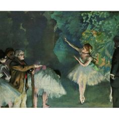 Artist: Degas #Painting Title: The #Dance Class 1874 Available in eight sizes with 50% off on framing. Free shipping worldwide.