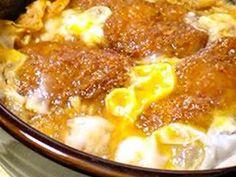 1人前♪おいし~カツ丼タレ&作り方♡の画像