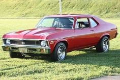 1971 Chevy Nova SS Maintenance of old vehicles: the material for new cogs/casters/gears/pads could be cast polyamide which I (Cast polyamide) can produce