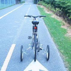 Stabilisateur pour vélo adulte EZ Trainer Senior pour Clo ?