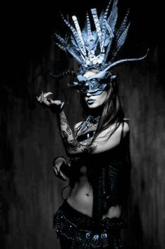 Inspiration for the Krampus Nacht Ball, Dec 14th at Alhambra Theater (formerly Mt Tabor Theater)  www.krampusnachtpdx.com