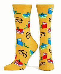 Sock Wizard - Fun Crazy Socks