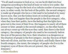 The unbearable lightness of being essays