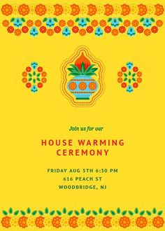Online Invitation Card Designs Invites House Warming